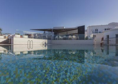 Klimatyzowany basen